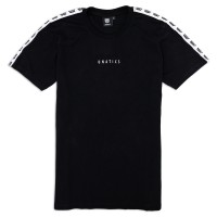T-Shirt 'Taping Logo' black