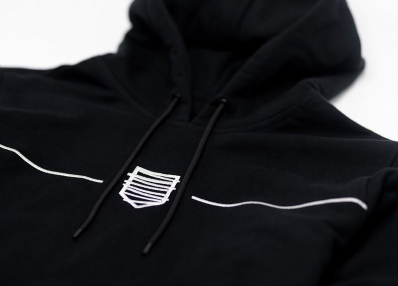 UNATICS Hoodie A191 (schwarz)