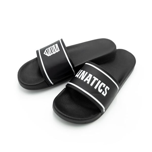 Unaticschlappen 'Logo UNATICS' black