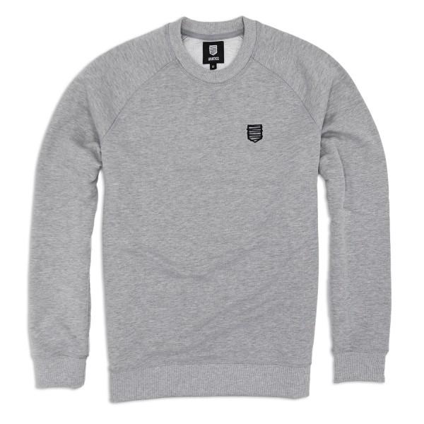 Sweatshirt A181 grau
