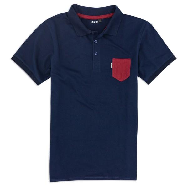 Poloshirt U181 blau