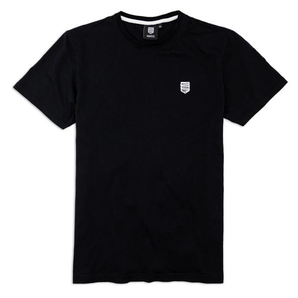 T-Shirt 'Logo' black