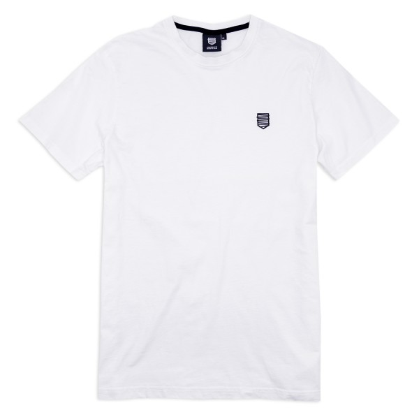 T-Shirt 'Logo' white