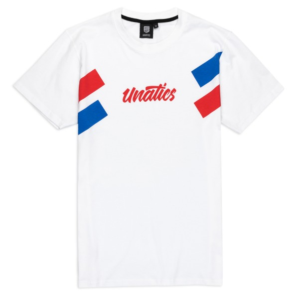 T-Shirt 'Retro' white