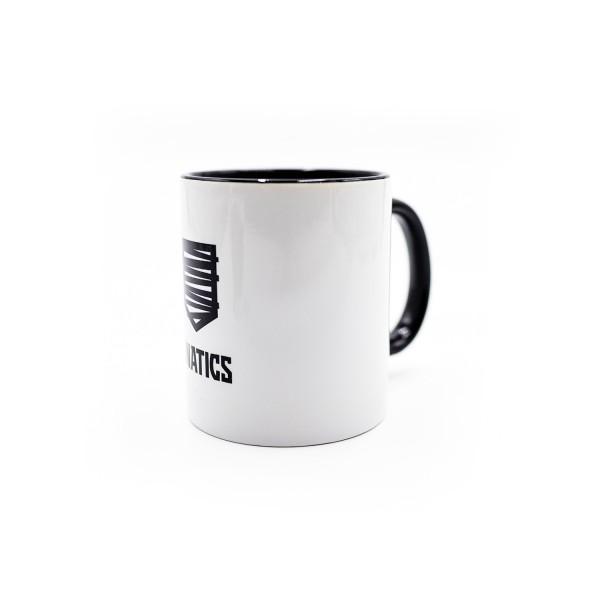 Tasse 'Logo UNATICS' white black